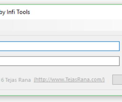 infi tool